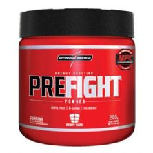 Pre Fight Powder - 200g Guaraná - Integralmédica