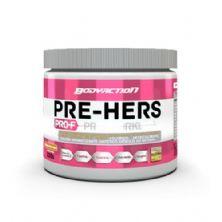 Pre-Hers Pro-F Pre-Workout - Fantasy Berry 100g - BodyAction