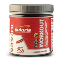 Pré Workout - 250g Açaí com Guaraná - Solaris Nutrition