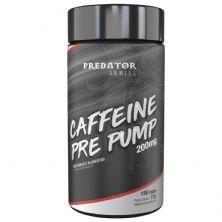 Predator Caffeine Pre Pump 200mg - 120 Cápsulas - Nutrata
