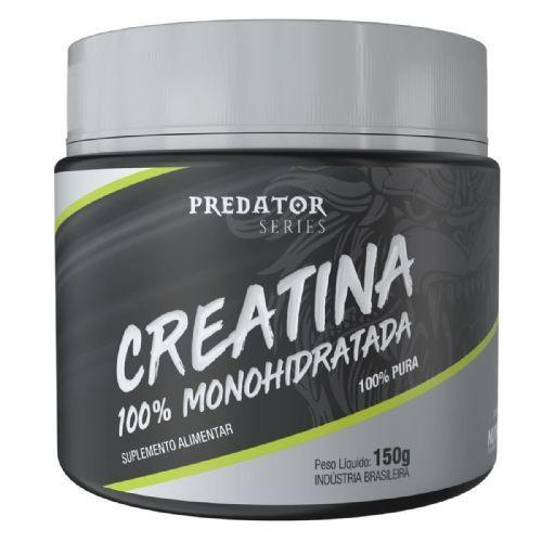 Predator Creatina 100% Monohidratada - 150g - Nutrata no Atacado