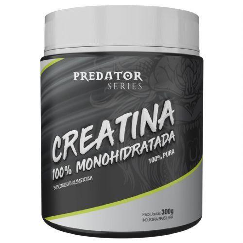 Predator Creatina 100% Monohidratada - 300g - Nutrata no Atacado