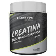 Predator Creatina 100% Monohidratada - 300g - Nutrata