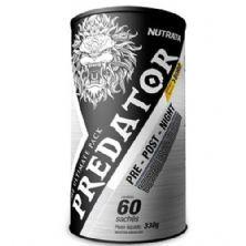 Predator The Ultratimate Pack - 60 Sachês - Nutrata