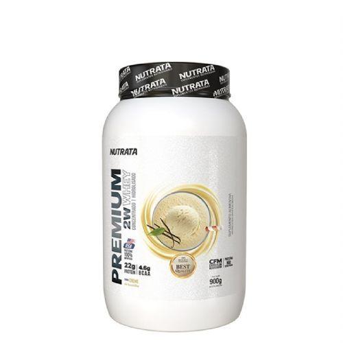 Premium Whey - 900g  Creme De Baunilha - Nutrata no Atacado