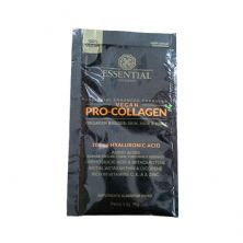 Pro-Collagen Vegan - 1 Sachê 11g Laranja com Cenoura - Essential Nutrition