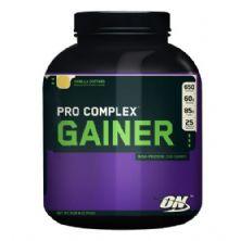 Pro Complex Gainer - Baunilha 2310g - Optimum Nutrition