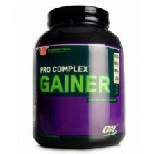 Pro Complex Gainer - Morango 2310g - Optimum Nutrition