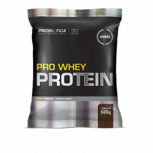 Pro Whey Protein Super Formula - 500g Chocolate - Probiótica no Atacado