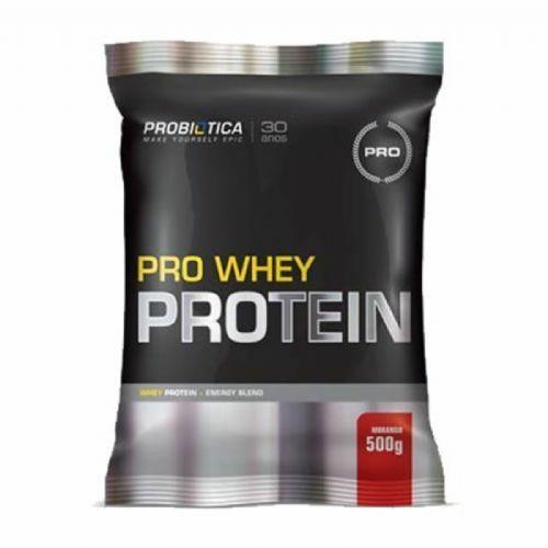 Pro Whey Protein Super Formula - 500g Morango - Probiótica no Atacado