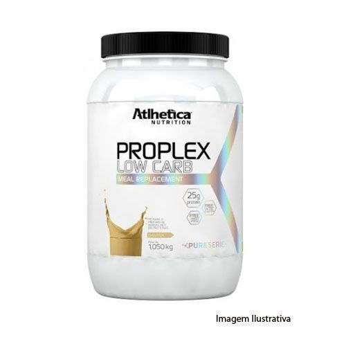Proplex Low Carb - 1050g Chocolate - Atlhetica