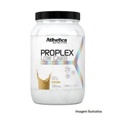 Proplex Low Carb - 1050g Morango - Atlhetica Nutrition