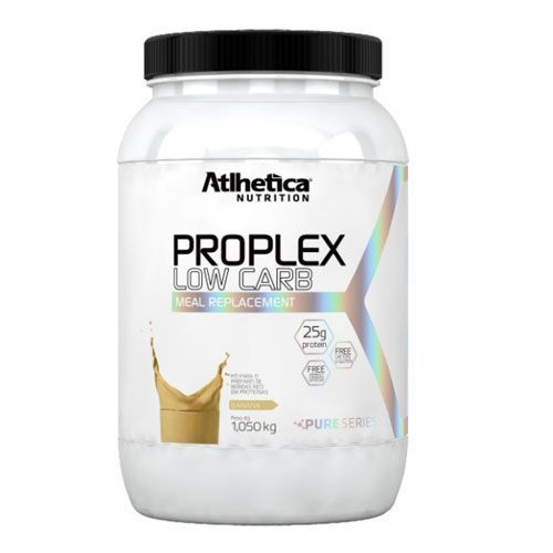 Proplex Low Carb - 1050g Banana - Atlhetica