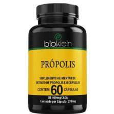 Própolis - 60 Cápsulas - Bioklein