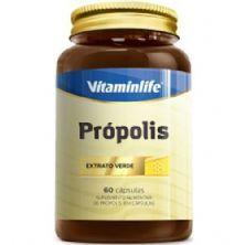 Própolis - 60 Cápsulas - Vitaminlife