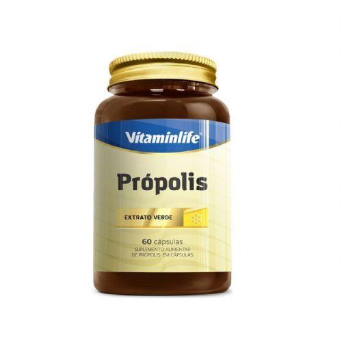Própolis - 60 Cápsulas - Vitaminlife no Atacado