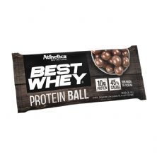 Protein Ball Best Whey - 1 Unidade Chocolate ao Leite - Atlhetica