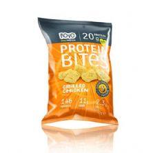 Protein Bites - (salgadinho) Chips de 20g de Proteina - Frango Grelhado 40gr