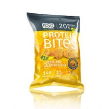 Protein Bites - (salgadinho) Chips de 20g de Proteina - Queijo Picante 40gr