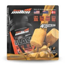 Protein Black 4w - 1 sachê Paçoca - New Millen*** Data Venc. 20/06/2020