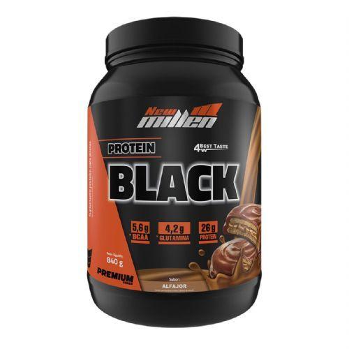 Protein Black - 840g Alfajor - New Millen no Atacado