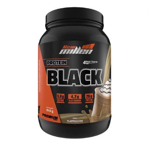 Protein Black - 840g Flappuccino - New Millen no Atacado