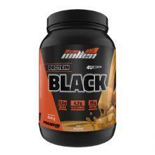 Protein Black - 840g Paçoca - New Millen*** Data Venc. 25/10/2021