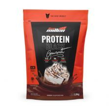 Protein Black Gourmet - 1800g Refil Flappuccino - New Millen