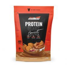 Protein Black Gourmet - 1800g Refil Paçoca - New Millen