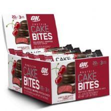 Protein Cake Bites - Cx 12 Unidades de 63g Chocolate Dipped Cherry - ON