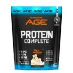 Protein Complete Age - Banana 1500g - Nutrilatina