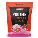 Protein Complex - 1800g Refil Iogurte de Morango - New Millen