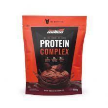 Protein Complex - 900g Refil Mousse de Chocolate - New Millen