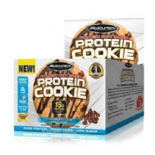 Protein Cookie - 6 Unidades 552g Chocolate Chip - Muscletech