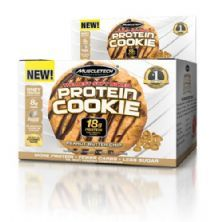 Protein Cookie - 6 Unidades 552g Peanut Butter Chip - Muscletech