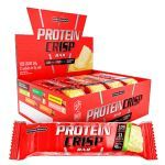 Protein Crisp Bar - 12 Unidades 45g Torta de Limão - IntegralMédica no Atacado
