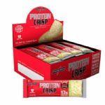 Protein Crisp Bar - 12 Unidades Cheesecake Frutas Vermelhas - Integralmédica
