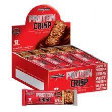 Protein Crisp Bar - 12 Unidades 45g Côco - IntegralMédica