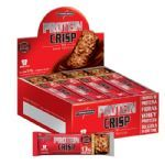 Protein Crisp Bar - 12 Unidades Trufa Avelã - Integralmédica