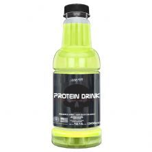 Protein Drink - 300ml Abacaxi com Hortelã - Black Skull
