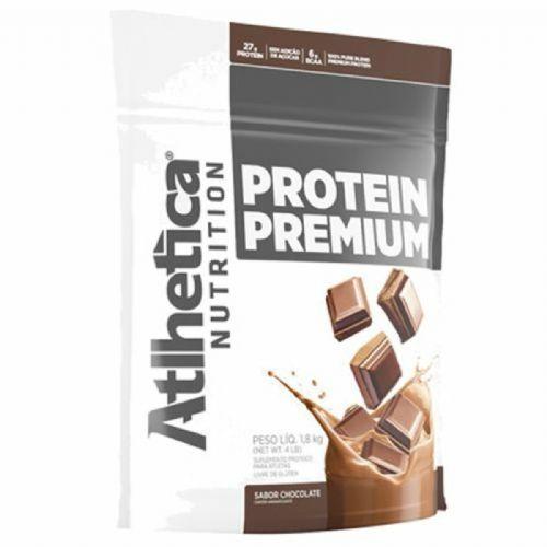 Protein Premium - 1800g Refil Chocolate - Atlhetica Nutrition no Atacado