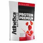 Protein Premium - 1800g Refil Morango - Atlhetica Nutrition no Atacado