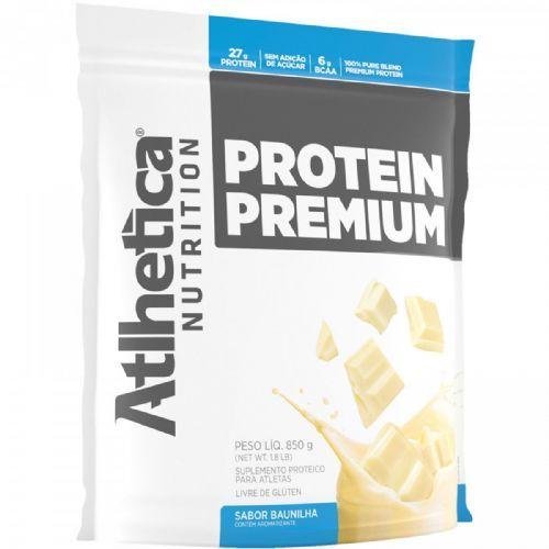 Protein Premium - 850g Refil Baunilha - Atlhetica Nutrition no Atacado