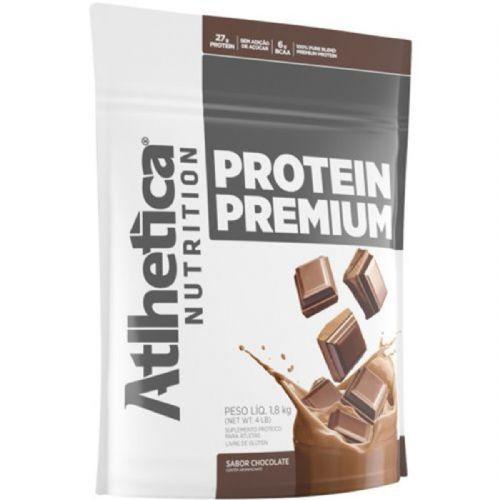 Protein Premium - 850g Refil Chocolate - Atlhetica Nutrition no Atacado