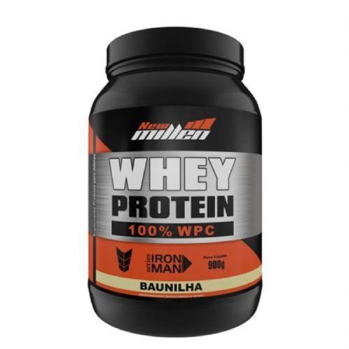 Protein Whey Premium Series - 900g Baunilha - New Millen no Atacado