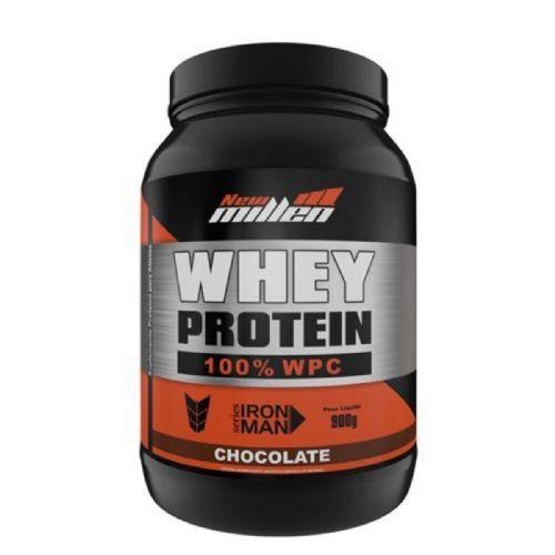 Protein Whey Premium Series - 900g Chocolate - New Millen no Atacado