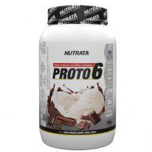 Proto 6 - 900g Chocolate Preto com Coco - Nutrata