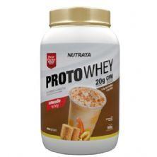 Proto Whey - 900g Peanut Butter - Nutrata