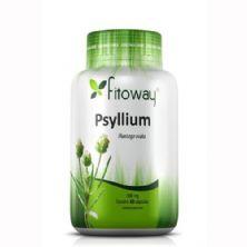 Psyllium 500Mg 60 Cápsulas - Fitoway
