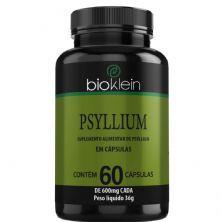 Psyllium - 60 Cápsulas - Bioklein